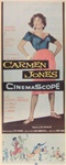 Carmen Jones Original US Insert