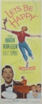 Let's Be Happy Original US Insert