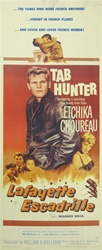 Lafayette Escadrille Original US Insert