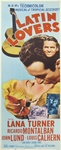 Latin Lovers Original US Insert