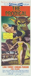 The Prodigal Original US Insert