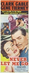 Never Let Me Go Original US Insert