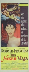 The Naked Maja Original US Insert