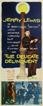 The Delicate Delinquent Original US Insert