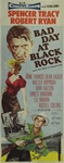 Bad Day At Black Rock Original US Insert