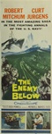 The Enemy Below Original US Insert
