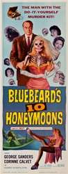 Bluebeard's 10 Honeymoons Original US Insert
