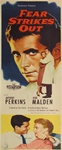 Fear Strikes Out Original US Insert