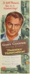 Friendly Persuasion Original US Insert