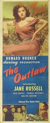 The Outlaw Original US Insert