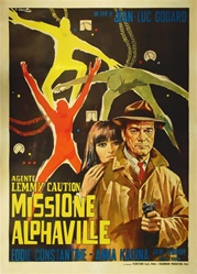 Alphaville Italian 4 Sheet