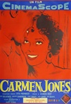 Carmen Jones Italian 2 Sheet