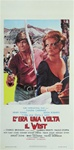 Once Upon A Time In the West Original Italian Locandina