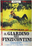 The Garden Of The Finzi-Continis Original Italian 