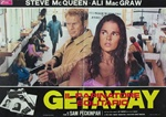 The Getaway Original Italian Photobusta