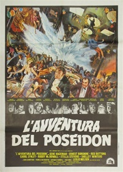 The Poseidon Adventure Original Italian 2 Sheet