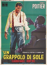 A Raisin In The Sun Original Italian 2 Sheet