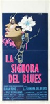 Lady Sings The Blues Original Italian Locandina
