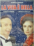 Life Is Beautiful Original Italian 2 Sheet