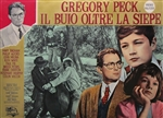 To Kill A Mockingbird Italian Photobusta