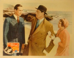 Miracle Woman Original US Lobby Card