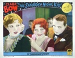 The Saturday Night Kid Original US Lobby Card
