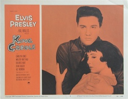 King Creole Original US Lobby Card Set of 8 