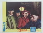 3rd Man Original US Lobby Card