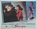The Stranger Original US Lobby Card