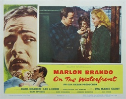 On The Waterfront Original US Lobby Card Set of 8
