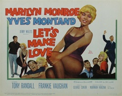 Let's Make Love Original US Lobby Card