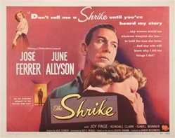 The Shrike Original US Title Lobby Card