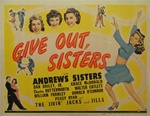 Give Out, Sisters Original US Title Lobby Card