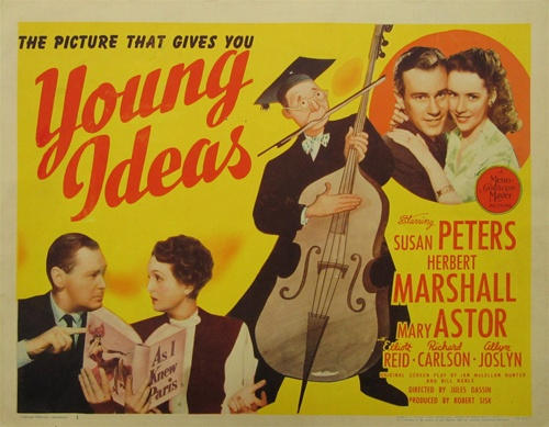 Young Ideas Original US Title Lobby Card