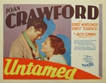Untamed Original US Title Lobby Card