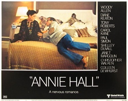 Annie Hall US Lobby Card Set of 8