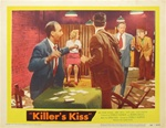 Killer's Kiss Original US Lobby Card