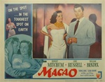 Macao Original US Lobby Card
