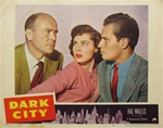 Dark City Original US Title Lobby Card