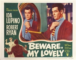 Beware My Lovely Original US Lobby Card