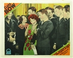 The Fleet's In Original US Lobby Card