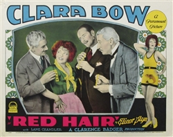 Red Hair Original US Lobby Card