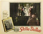 Stella Dallas Original US Lobby Card