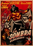 La Sombra Vengadora Original Mexican One Sheet