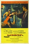 Lisbon Original US One Sheet