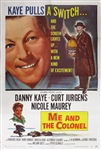 Me And The Colonel Original US One Sheet