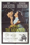 The Rainmaker Original US One Sheet
