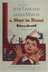A Star Is Born Original US One Sheet