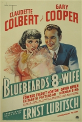 Bluebeard's Eighth Wife Original US One Sheet