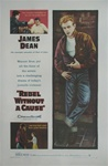 Rebel Without A Cause US One Sheet
